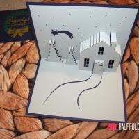 swiateczne pop up kartki biznesowe halffold studio